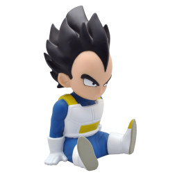 9517 - DRAGONBALL Z - TIRELIRE CHIBI BANK - VEGETA