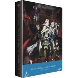 The Heroic Legend of Arslan - Saison 1 - Partie 1 - Edition limitée - Coffret Blu-ray