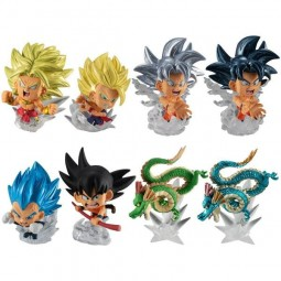 9535 - DRAGON BALL Z - SUPER WARRIORS FIGURE VOL. 5 - BOX...