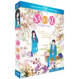 Kimi ni Todoke (Sawako) - Saison 1 - Coffret Blu-ray + Livret - Edition Saphir