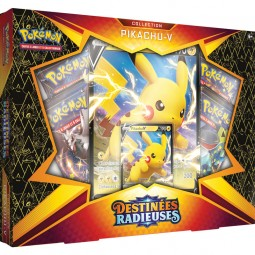 D9538 - POKEMON - COLLECTION PIKACHU V - COFFRET...
