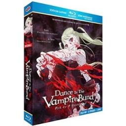 Dance in the Vampire Bund - Intégrale - Coffret Blu-ray + Livret - Edition Saphir