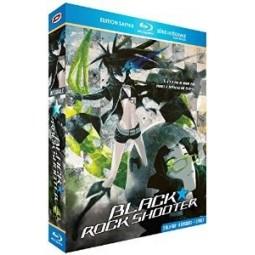Black Rock Shooter - Intégrale + OAV - Edition Saphir - Coffret [Blu-Ray] + Livret