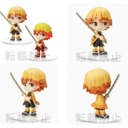 9646 - DEMON SLAYER - TIP'n'POP FIGURE - AGATSUMA ZENITSU...