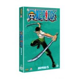 ONE PIECE COFFRET DVD SKYPIEA VOL. 3
