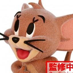 9798 - TOM AND JERRY - Fluffy Puffy - TOM & JERRY - B: JERRY