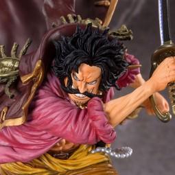 9935 - ONE PIECE ZERO - GOLD D.ROGER KAMUSARI - FIGUARTS...