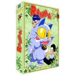 Ranma 1/2 - Partie 3 - Coffret DVD + Livret - Collector