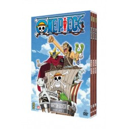 ONE PIECE - COFFRET DVD WATER SEVEN VOL. 3