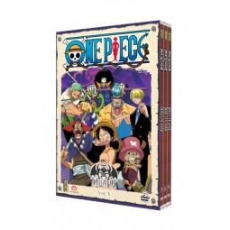 ONE PIECE - COFFRET DVD THRILLER BARK VOL. 3