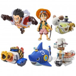 10038 - ONE PIECE - WORLD COLLECTABLE FIGURE -TREASURE...