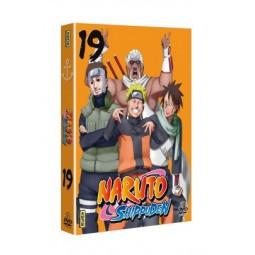 SUR COMMANDE - Naruto Shippuden - Coffret 3 dvd Vol. 19