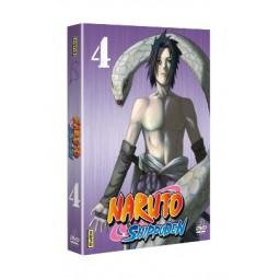 Naruto Shippuden - Coffret 3 dvd Vol. 4