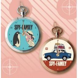 10127 - SPY x FAMILY - POCKET WATCH x 2
