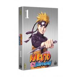 Naruto Shippuden - Coffret 3 dvd Vol. 1
