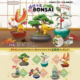 10156 - POKEMON - POCKET BONSAI - SET OF 6