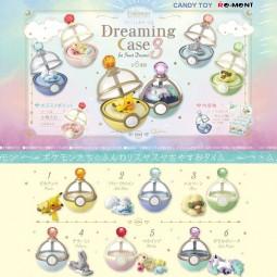 10157 - POKEMON - DREAMING CASE 3 FOR SWEET DREAMS - BOX...