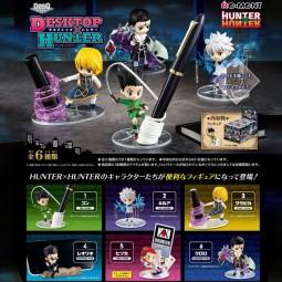 10159 - HUNTER X HUNTER - DESQ DESKTOP HUNTER - BOX VON 6
