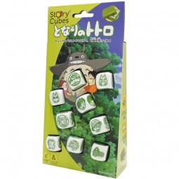 10229 - GHIBLI - Mon voisin Totoro Rorys Story Cubes...