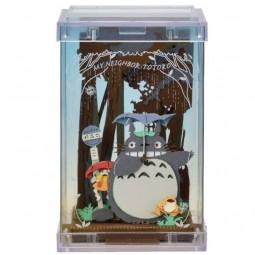 10230 - GHIBLI - Mon voisin Totoro - PAPER THEATER  Cube