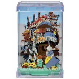 10232 - GHIBLI - Howl's Moving Castle - PAPER THEATER  -...