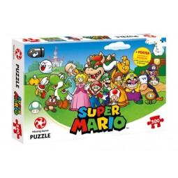 D8895 - NINTENDO - PUZZLE SUPER MARIO AND FRIENDS 500 PIECES