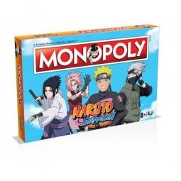 D7990 - NARUTO SHIPPUDEN - Monopoly NARUTO SHIPPUDEN VF