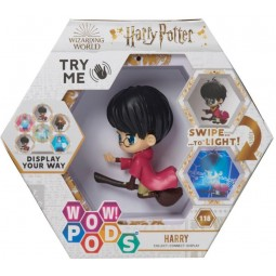 D9856 - PODS - HARRY POTTER ON HIS QUIDDITCH