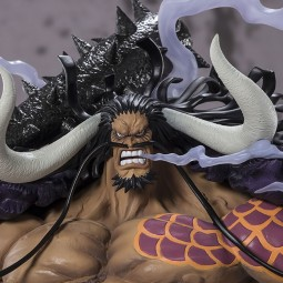 10320 - ONE PIECE - FIGUARTS ZERO - KAIDO KING BEASTS BATTLE