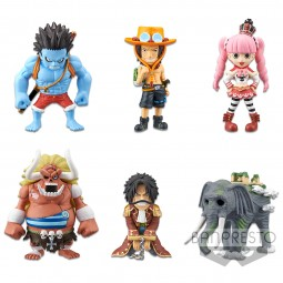 10368 - ONE PIECE - WORLD COLLECTABLE FIGURE TREASURE...