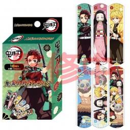 10401 - Demon Slayer : Kimetsu no Yaiba Band-Aid Green -...