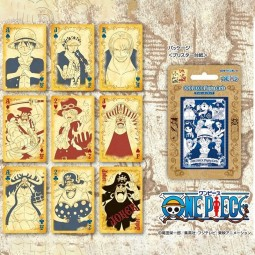 10549 - ONE PIECE - PLAYING CARD ONE PIECE