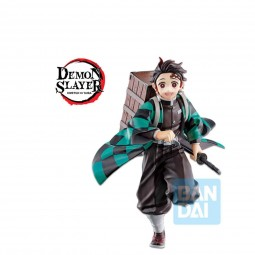 D8914 - DEMON SLAYER - ICHIBANSHO FIGURE Tanjiro Kamado...