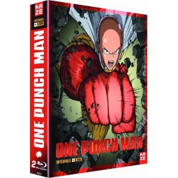2344 - One Punch Man - Intégrale + 6 OAV - Coffret Blu-ray Collector