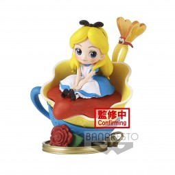 10712 - Q posket stories Disney Characters - Alice Ver.A