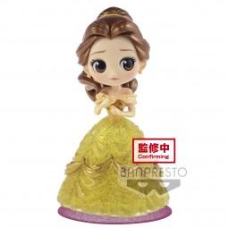 D8975 - Q posket Disney Characters - Belle - Glitter line