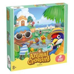 D8892 - ANIMAL CROSSING - PUZZLE ANIMAL CROSSING 500 PIECES