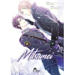 2423 - Mitsumei - Livre (Manga) - Yaoi - Hana Collection