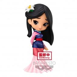 10869 - Q posket Disney Characters - Mulan - Glitter line