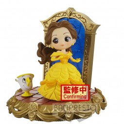 10870 - Q posket stories Disney Characters - Belle Ver.A