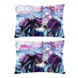 10876 - MIKU HATSUNE - Rectangle Cushion - Hatsune Miku VR