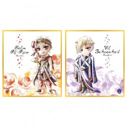 10915 - DISNEY TWISTED WONDERLAND - Shikishi ART Vol.2 -...