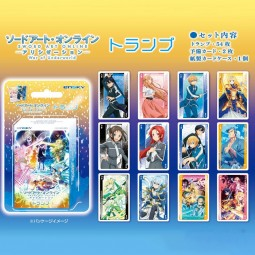 10921 - SWORD ART ONLINE: ALICIZATION - 56 PLAYING CARDS