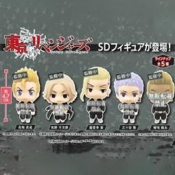 10961 - TOKYO REVENGERS - FIGURE COLLECTION - BOX VON 30