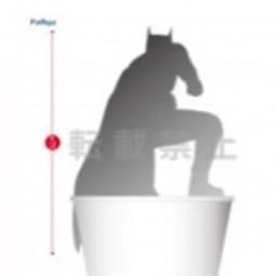 11084 - DC COMICS - STOP NOODLE FIGURE - BATMAN