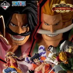 D9227 - ONE PIECE - ICHIBAN KUJI – LEGENDS OVER TIME