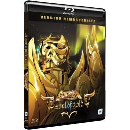 2575 - Saint Seiya : Soul of Gold - Version remasterisée - Coffret Blu-ray Collector