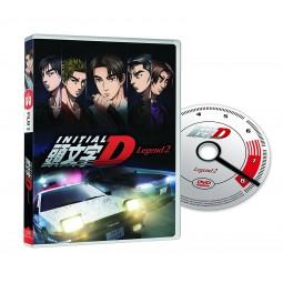2595 - Initial D : Legend 2 - Film - DVD