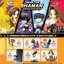 11210 - SHAMAN KING - DESQ DESKTOP SHAMAN - 6 PACK BOX
