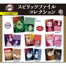 copy of 11212 - DEMON SLAYER - SPIRITS FILES COLLECTION...